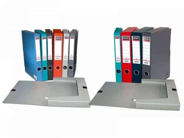 κουτί skag πολυπροπυνέλειο p.p. με κουμπωμα ολα τα χρωματα officeworld