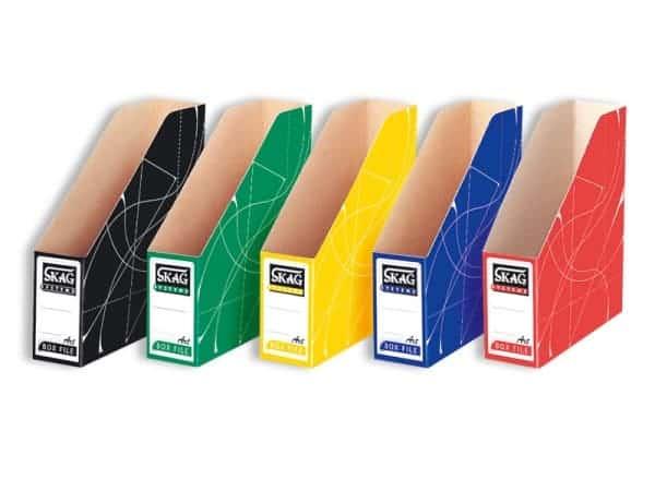 κουτι skag κοφτό χάρτινο κλασικο ολα τα χρωματα officeworld