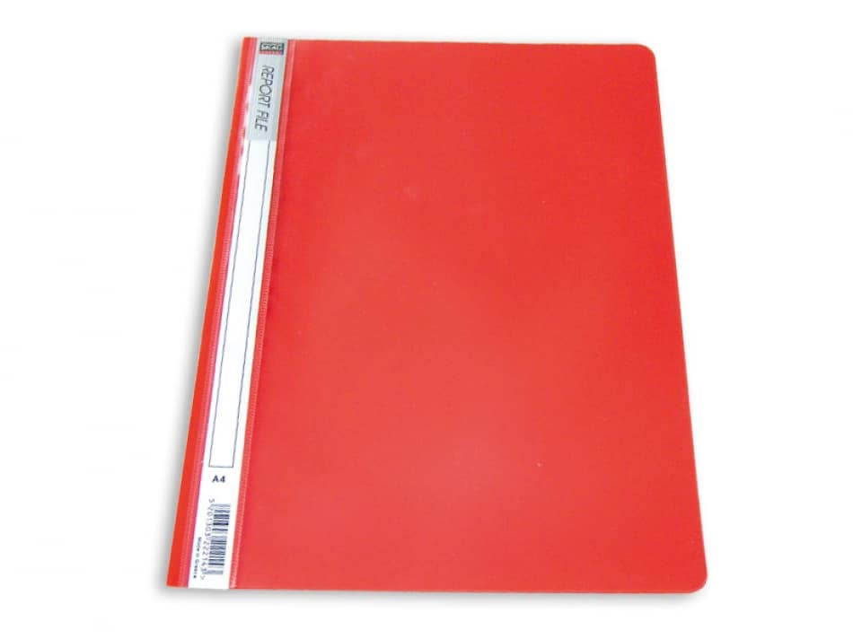 ντοσιέ p.p. κοκκινο με ελασμα