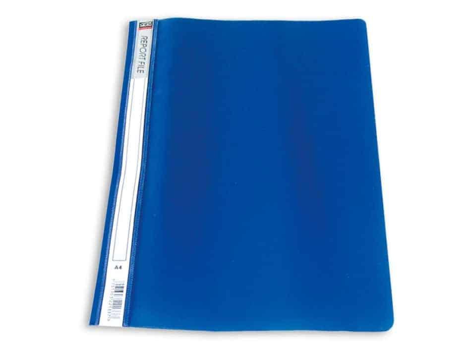 ντοσιέ p.p. μπλε με ελασμα