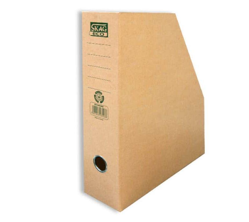 σκληρό skag κουτί οικολογικο κραφτ officeworld