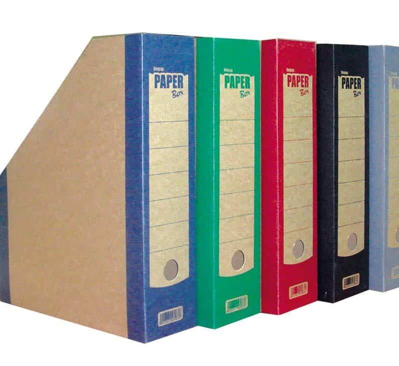 κουτι κοφτο paper box 8cm officewrold uni