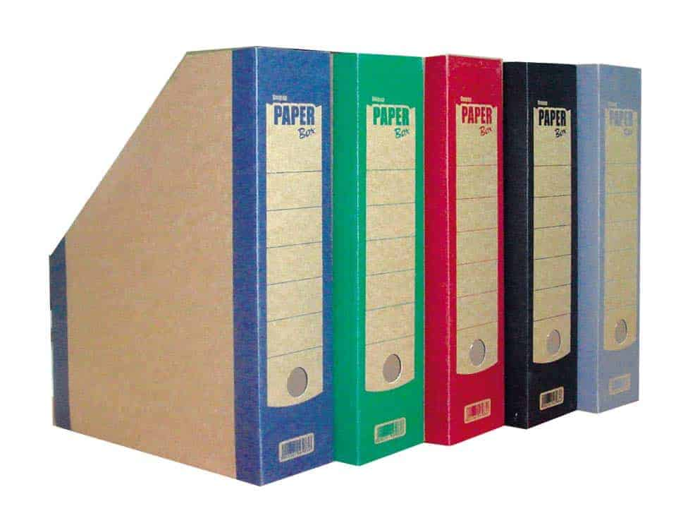 κουτι κοφτο paper box 8cm officewrold uni