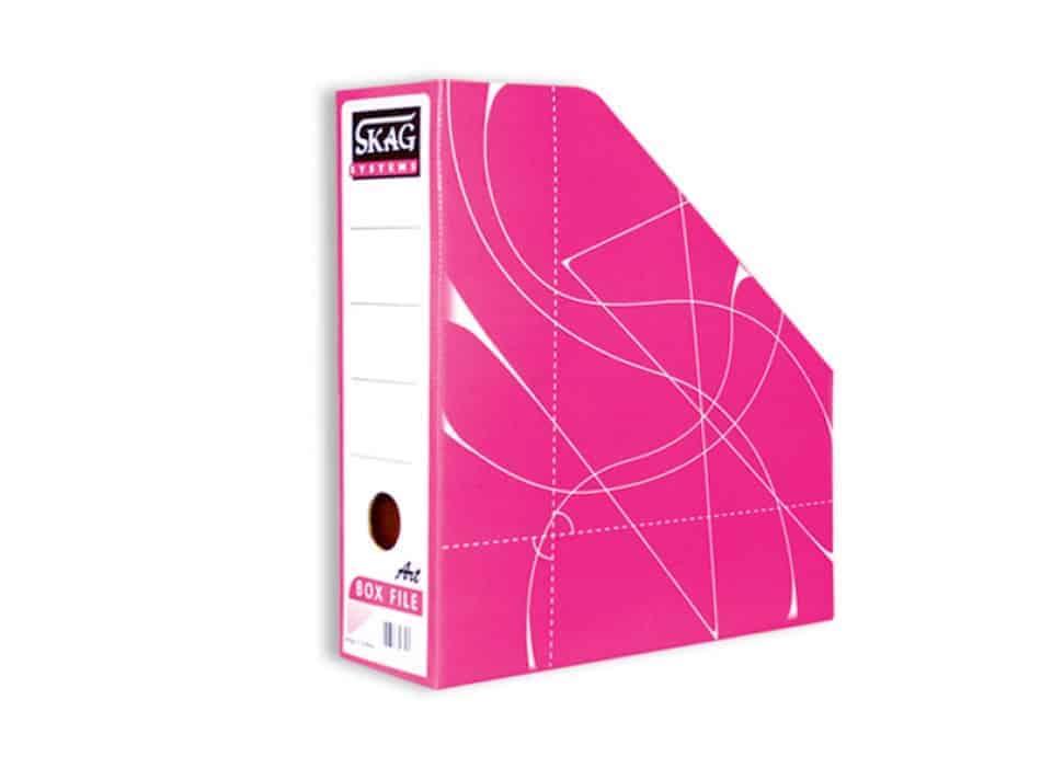 κουτι magazine box κοφτό φουξ skag officeworld
