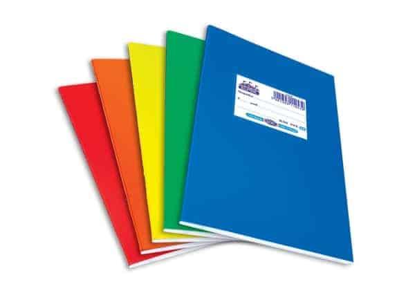 τετραδιο πλαστικο skag α5 χρωματιστα officeworld