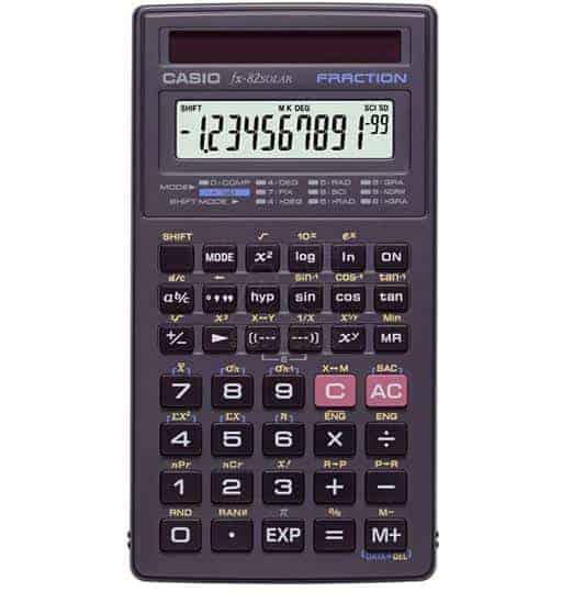 αριθμομηχανη 10+2 ψηφιων FX-82S Plus casio officeworld