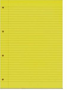 μπλοκ δικηγορικο χωρις εξωφυλλο yellow ριγε next officeworld