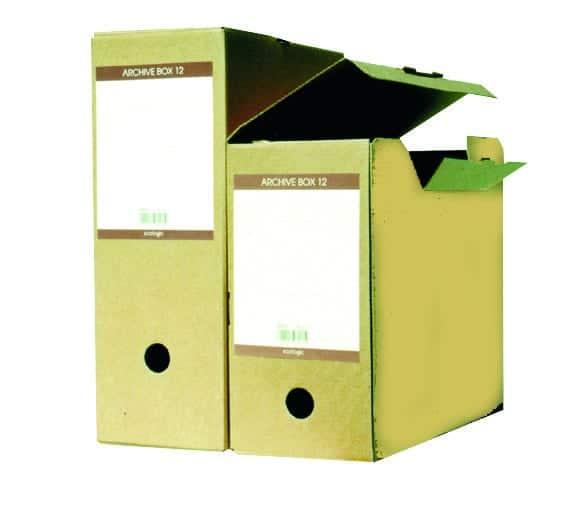 οικολογικο κουτι αδρανους αρχειου archive box officeworld