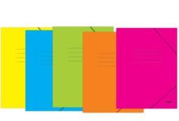 φακελος με λαστιχο και αυτια πλαστικοποιημενος next officeworld