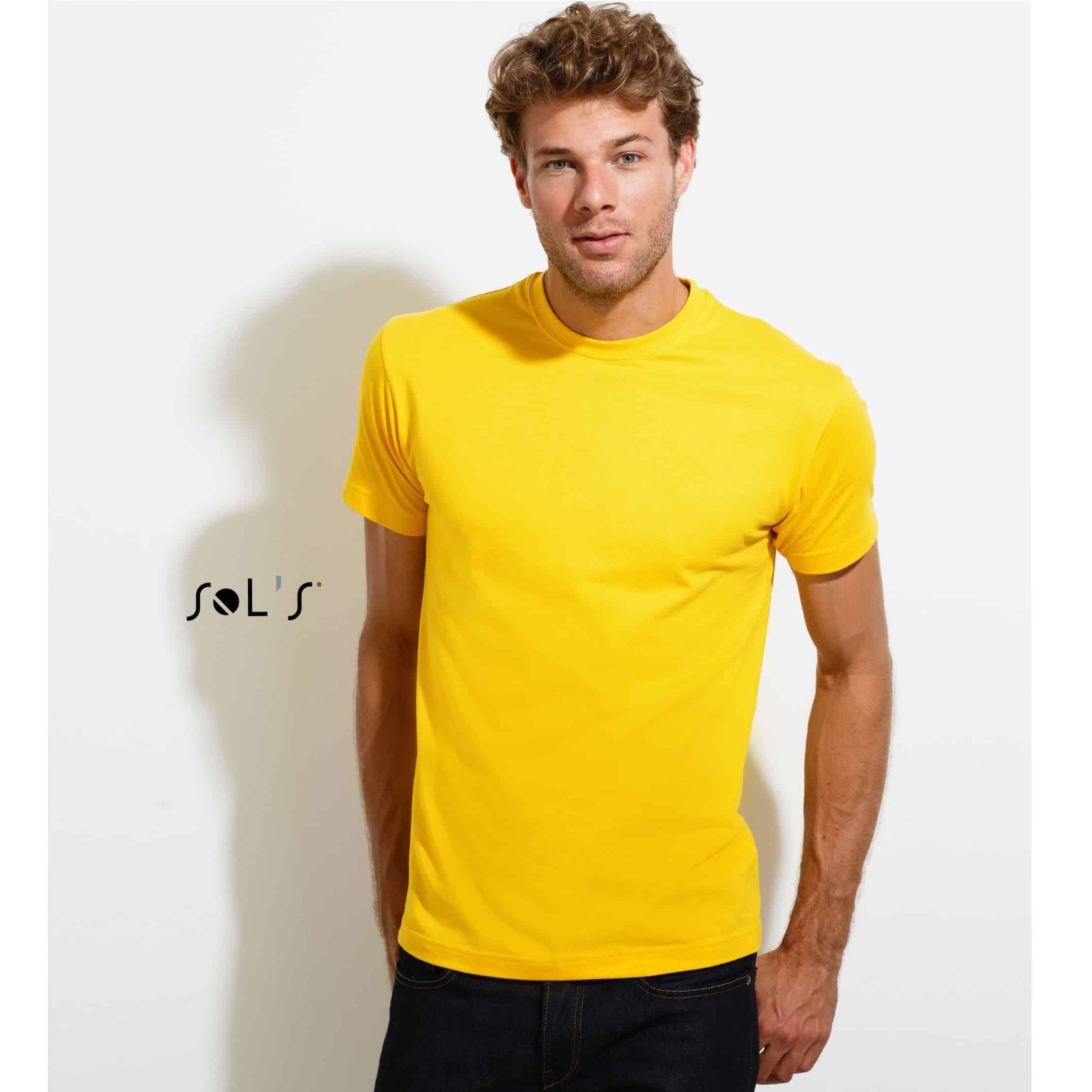 2f3f7be90c93 T-shirt Imperial Sol s Ανδρικό Με Στρογγυλή Λαιμόκοψη