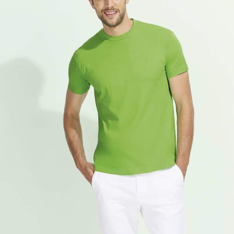 t-shirt regent unisex man 11380