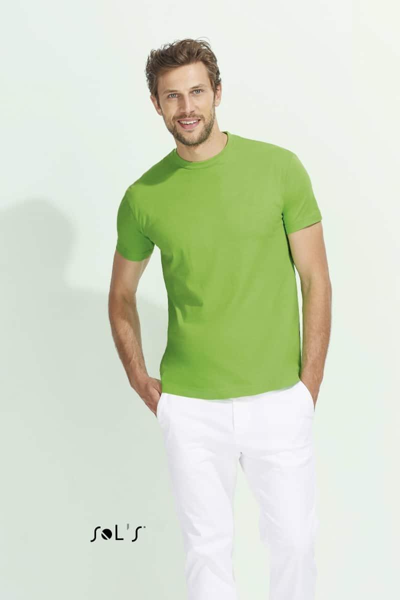 T shirt regent sol 39 s unisex for Sol s t shirt