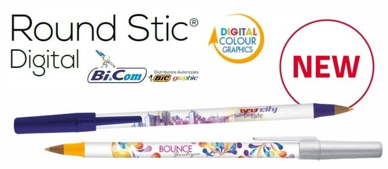 round stic digital