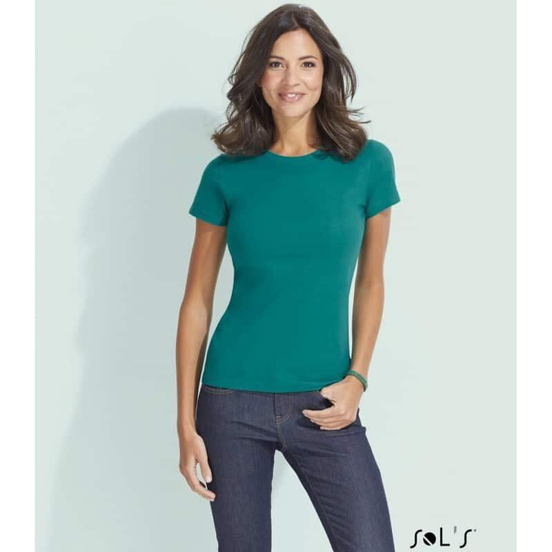 t-shirt imperial γυναικείο sols 11502