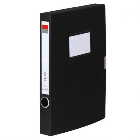 Κουτί Αρχειοθέτησης Α4 Πλαστικό Μαύρο Comix 15942