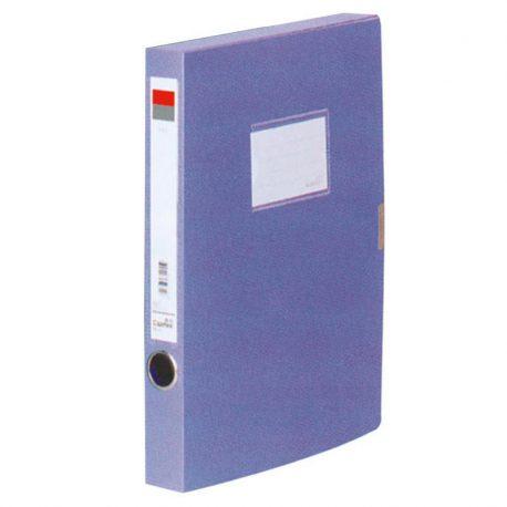 Κουτί Αρχειοθέτησης Α4 Πλαστικό Μπλε Comix 15942