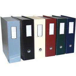 Κουτί Αρχειοθέτησης Σκληρό Δερματίνη Πολυτελείας 01991