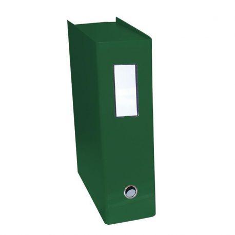 Κουτί Αρχειοθέτησης Σκληρό Δερματίνη Πολυτελείας Πράσινο 01991