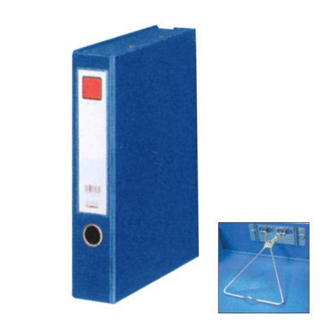 Koyti arxeiothetishs me piastra PVC mple 55mm A4 Υ32,5x24.3x6.8cm Comix