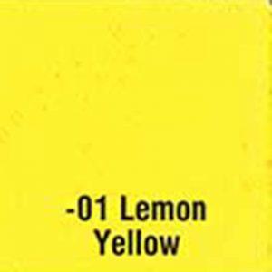 Akrylika chrwmata 100ml Lemon Yellow.