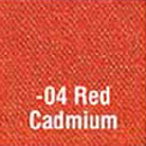 Akrylika chrwmata 100ml Red Cadmium