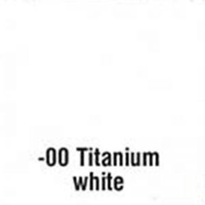 Akrylika chrwmata 100ml TITANIUM WHITE