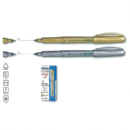 Markadoros anexithlos ashmi 1mm Centropen