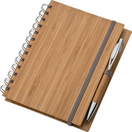 Shmeiwmatario me stylo apo mpampoy 14,5x18x1cm