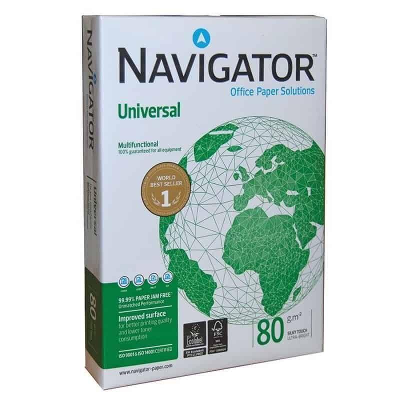 Phwtoantigraphiko charti A4 80gr 500 phylla Navigator