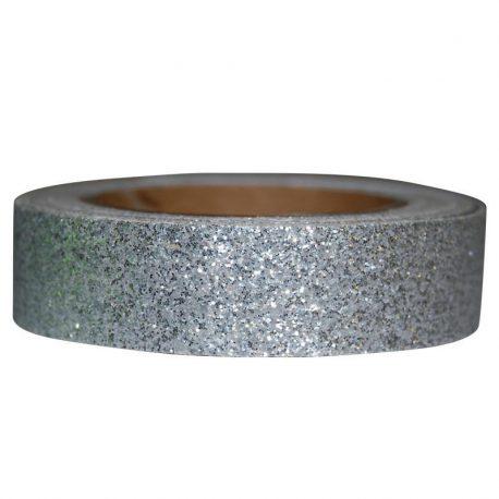 Aytokollhth tainia glitter 1.5cm kai 2 metra ashmi