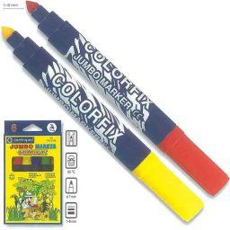 Markadoroi zwgraphikhs jumbo colorfix 8515 6 chrwmata Centropen