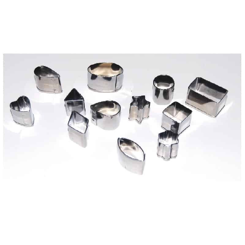 Metallikes phormes 6 chediwn me diametro Ø2cm Eberhardfaber