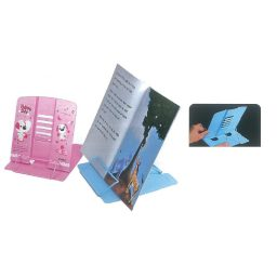 Bibliostaths paidikos mple kai roz 22,7x19.4cm