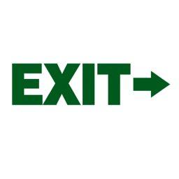 Epigraphi pp 'Exit' 7x22cm Next