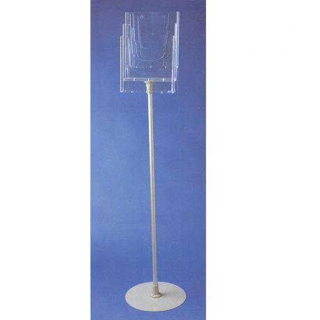 Stant epidapedio akryliko 1-3 A4 me 3 thikes 10.5x21cm