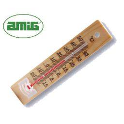 Thermometro xylino 14x3cm