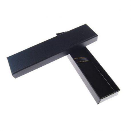 Thikh polyteleias mayrh gia stylo 17.5x4x2cm