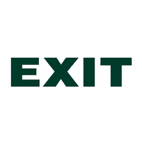 Epigraphi P.P. 'Exit' 7x22cm Next