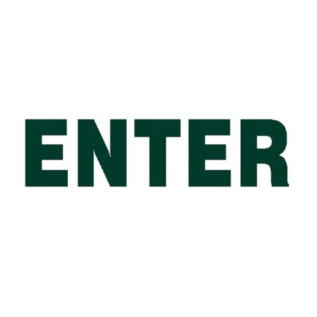Epigraphi PP 'Enter' 7x22cm Next
