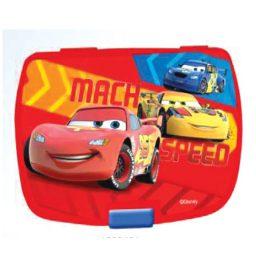 Koyti phaghtoy me disko Cars 16.5x10x6.5cm
