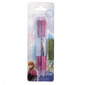 Set 2 stylo 21x7cm Frozen