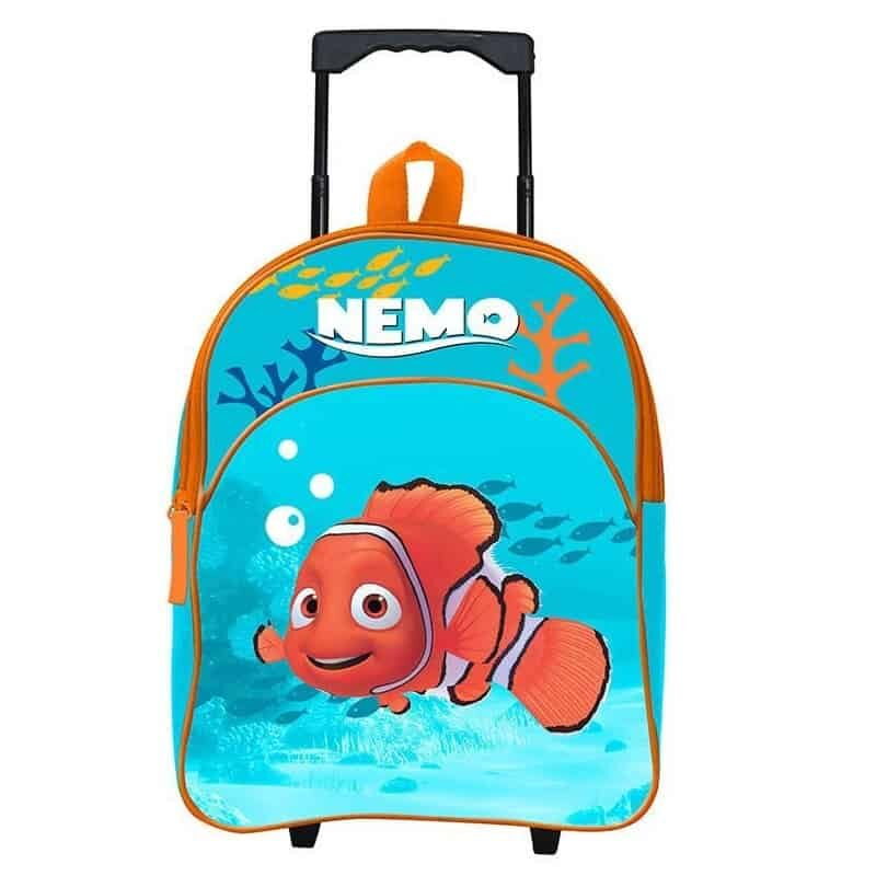 Tsanta nhpioy troley Nemo me 1 thikh 31.5x25x11cm Bagtrotter